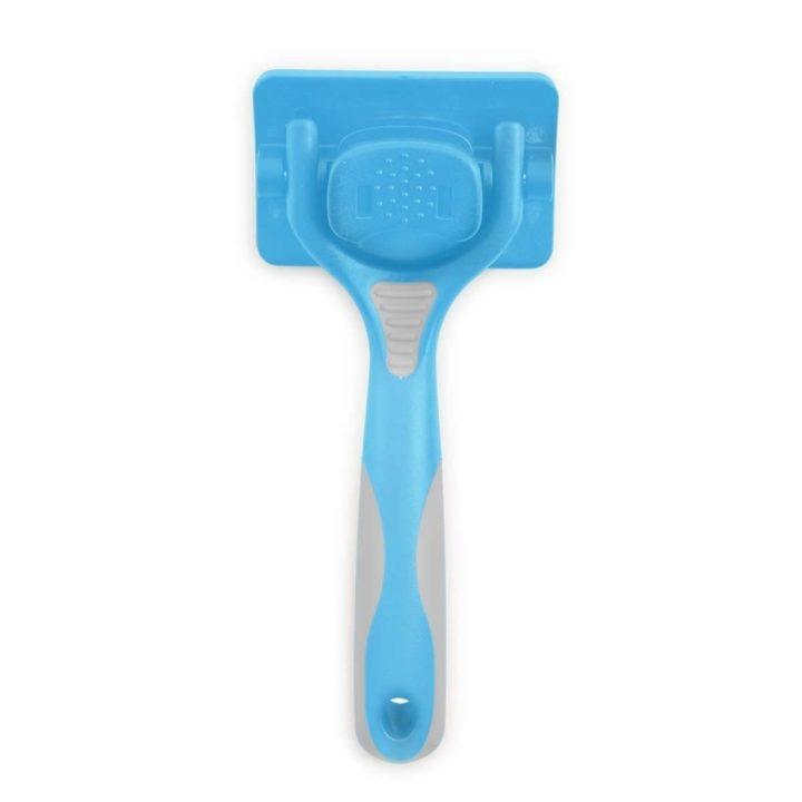 Ancol ERGO Self Cleaning Slicker Brush