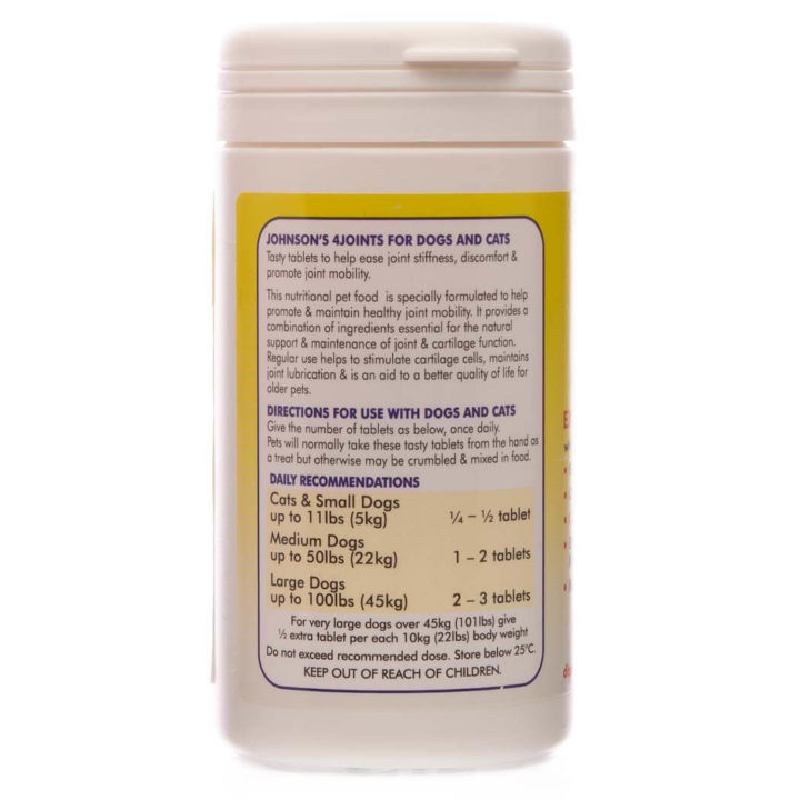 Johnsons 4Joints Extra Strength Tablets