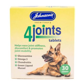Johnsons 4Joints Standard Strength Tablets