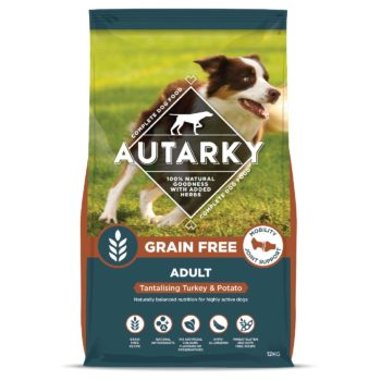 Autarky Adult Dog Food - Grain Free