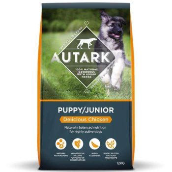 Autarky Puppy & Junior Dog Food
