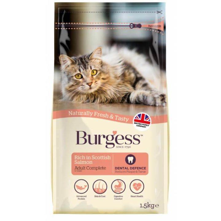 Burgess Adult Cat Food