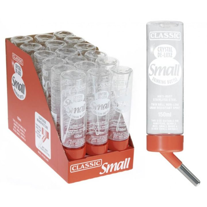 Classic Crystal Deluxe Drinking Bottles