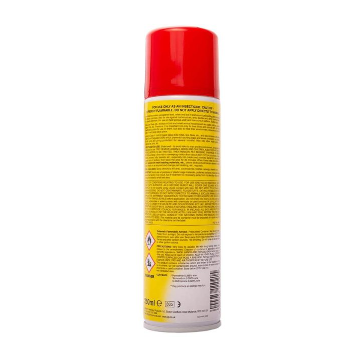 Johnsons Cage 'n' Hutch Insect Spray