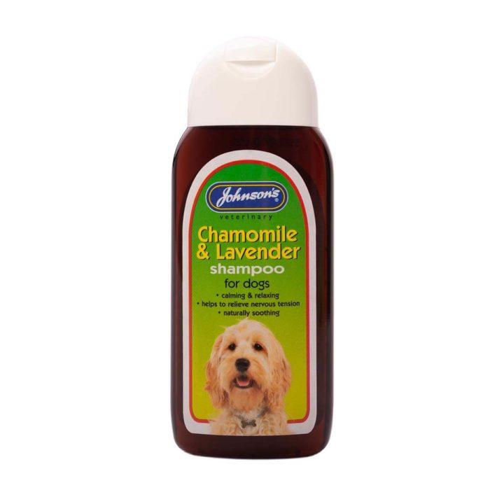 Johnsons Chamomile & Lavender Shampoo
