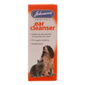 Johnsons Ear Cleanser Drops