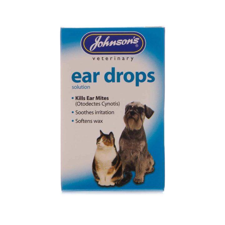 Johnsons Ear Drops Solution