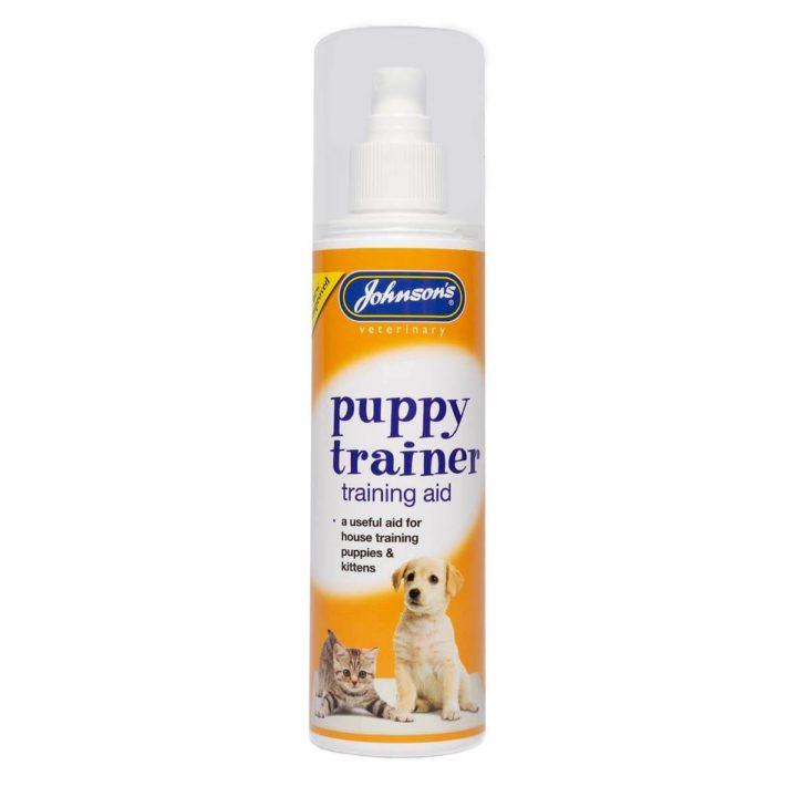 Johnsons Puppy Trainer Pump Spray