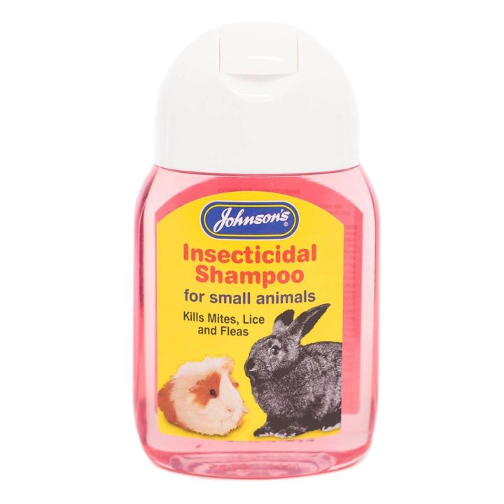 Johnsons Small Animal Insect Shampoo