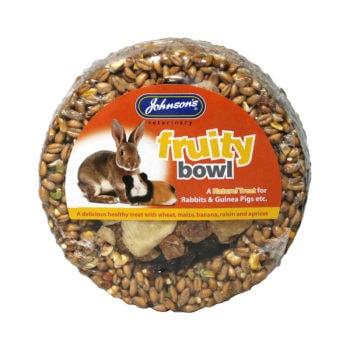 Johnsons Rabbit & Guinea Pig Fruity Bowl