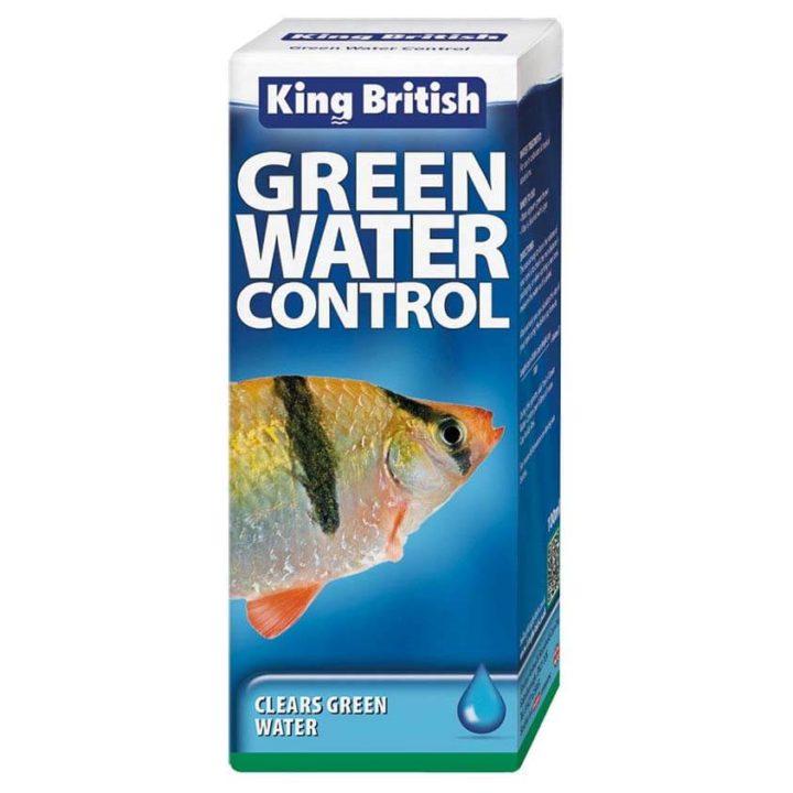 King British Green Water Control