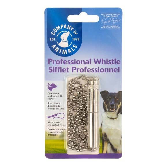 Company of Animals Professional Whistle