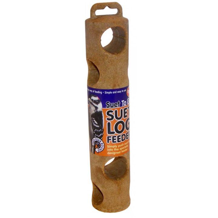 Suet To Go Suet Log Feeder