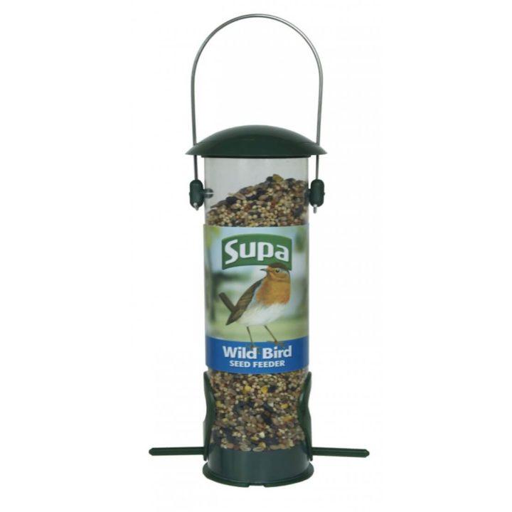 Supa Plastic Seed Feeder - 3 Sizes