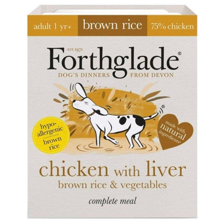 Forthglade Complete Brown Rice Adult Dog Food