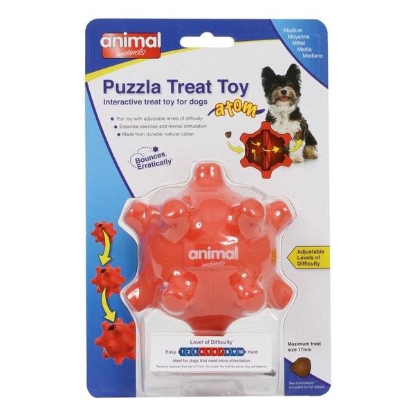 Animal Instincts Puzzla Treat Toy - Atom