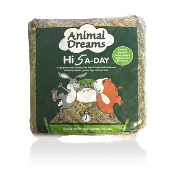 Animal Dreams 5 A-Day Timothy Hay