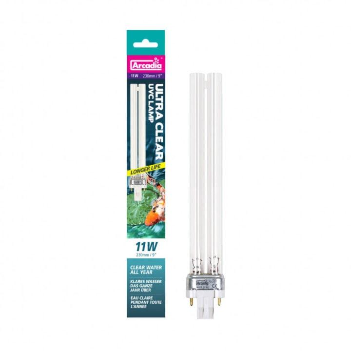 Arcadia Compact UVC Lamps