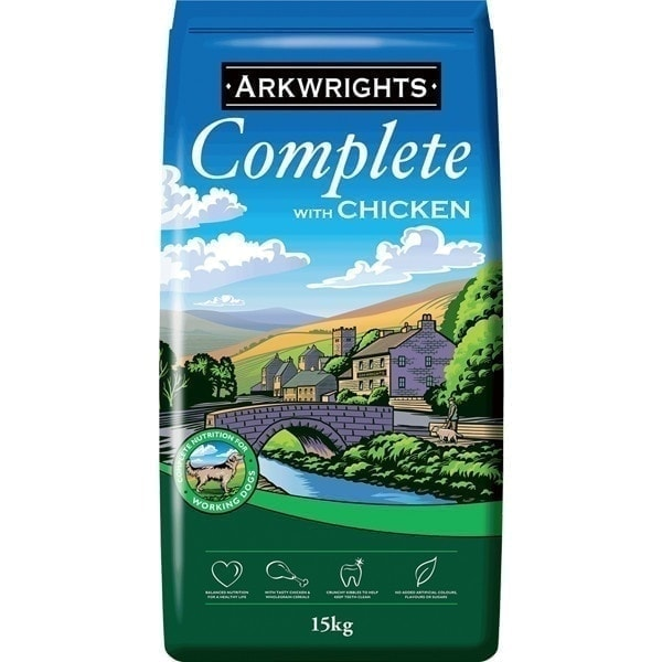 Arkwrights Complete Working Dog Food