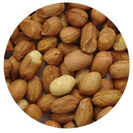 Bartholomews Whole Peanuts