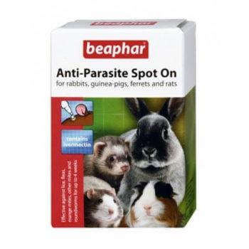 Beaphar Anti-Parasite Spot On for Rabbits and Guinea Pigs