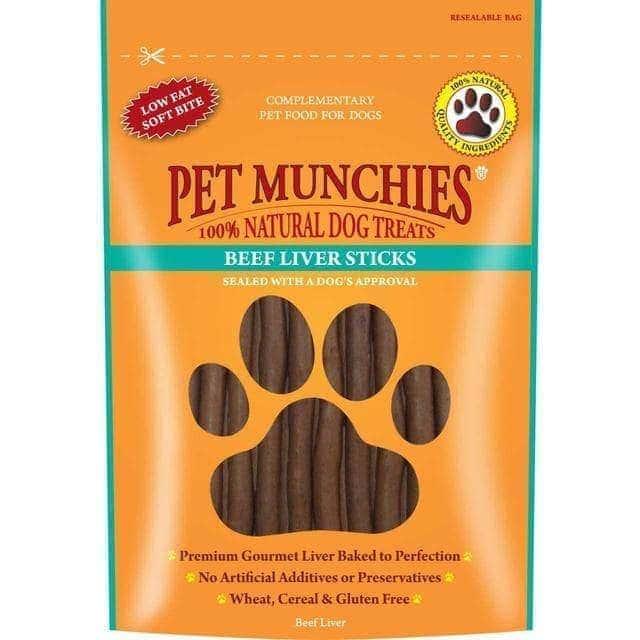 Pet Munchies Strips & Sticks Varieties