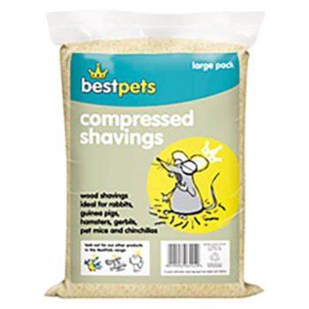 Bestpets Compressed Shavings
