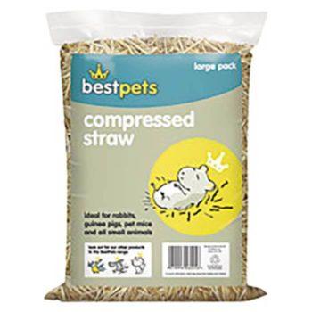 Bestpets Compressed Straw