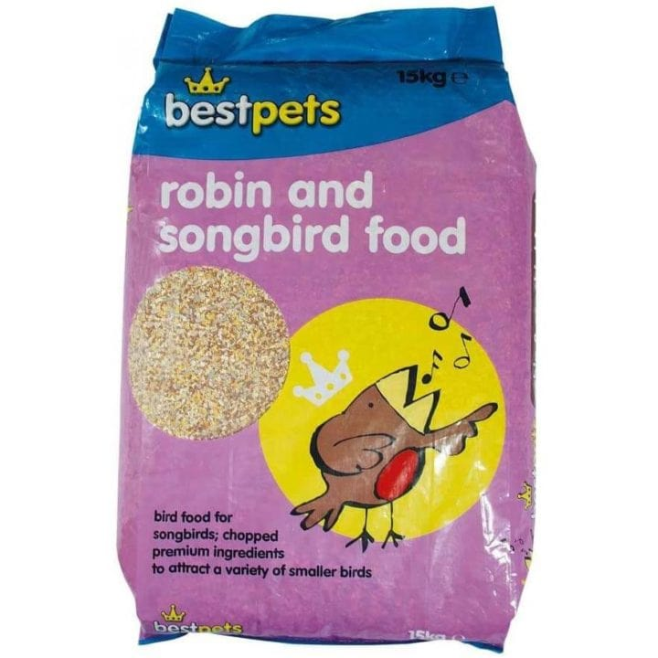 Bestpets Robin and Songbird Food