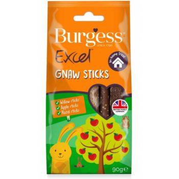 Burgess Excel Snacks Gnaw Sticks