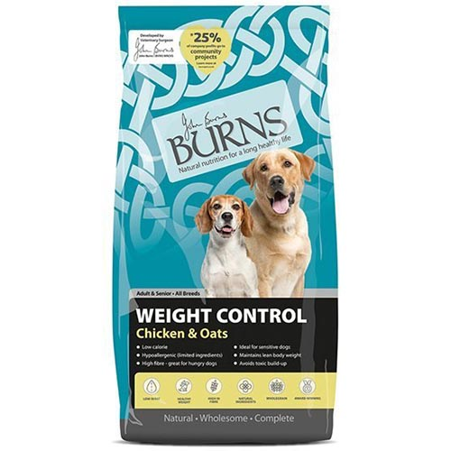 Burns Weight Control Adult & Senior Dog Food