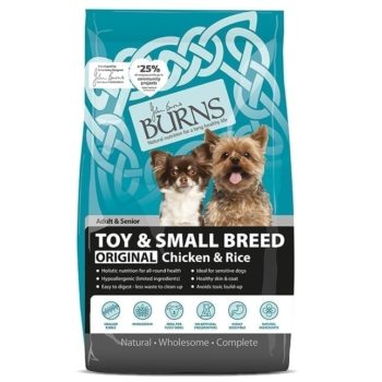 Burns Original Adult & Senior Dog Food - Toy & Small Breed