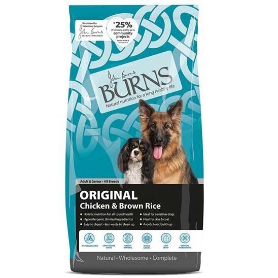 Burns Original Adult & Senior Dog Food