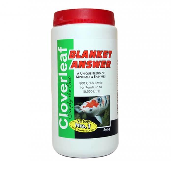 Cloverleaf Blanket Answer
