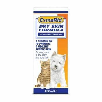 ExmaRid Dry Skin Formula with Starflower Oil