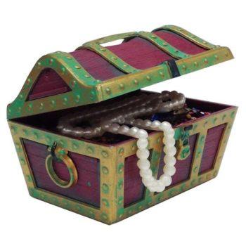 Action-Air Treasure Chest Aquarium Ornament