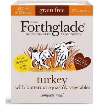 Forthglade Complete Grain Free Puppy Food