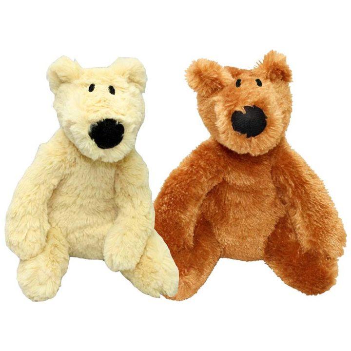 Good Boy Soft Fluffy Bear Toy