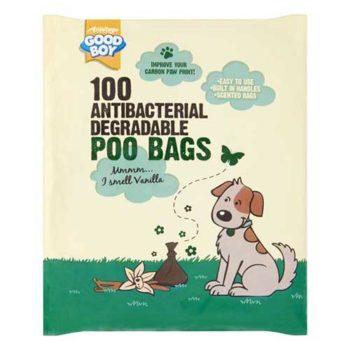 Good Boy Antibacterial Degradable Poo Bags