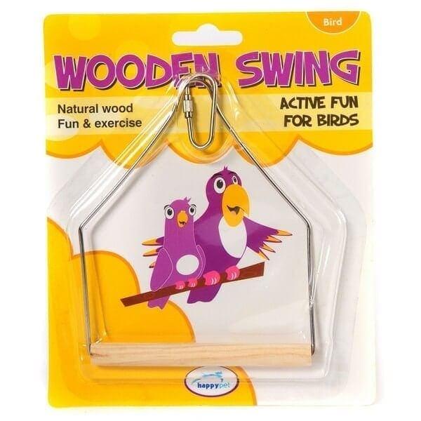 Happy Pet Bird Swing