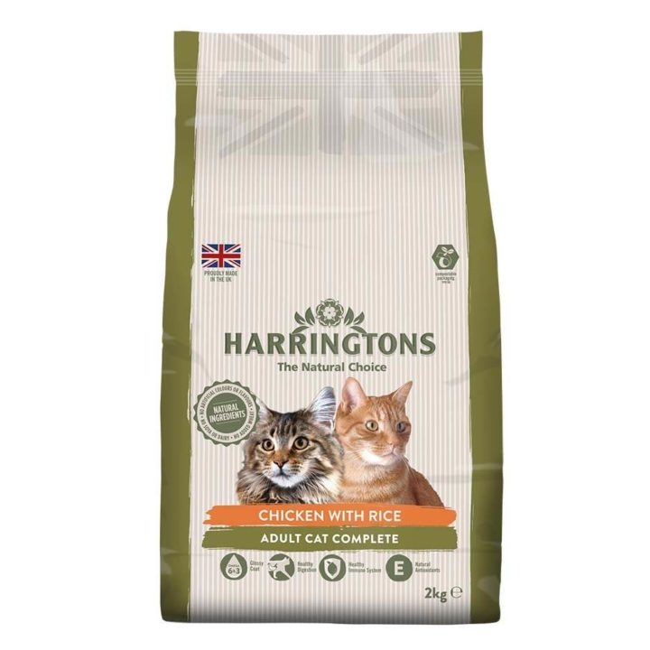 Harringtons Complete Dry Cat Food