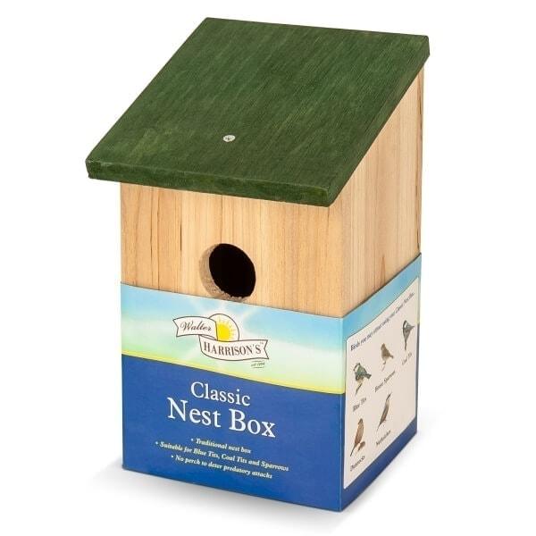 Harrisons Classic Wooden Nest Box