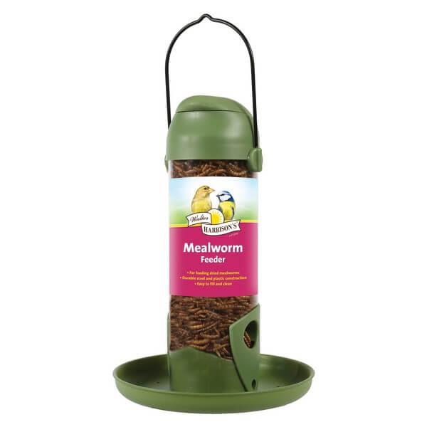 Harrisons Flip Top Mealworm Feeder - 2 Sizes