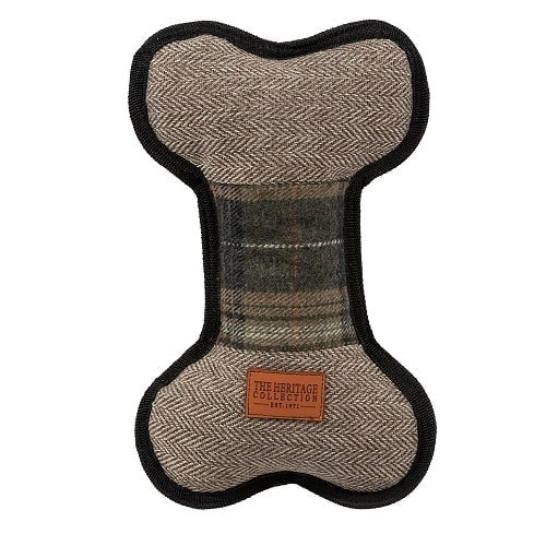 Ancol Heritage Tweed Bone