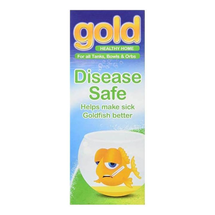 Interpet Gold Disease Safe
