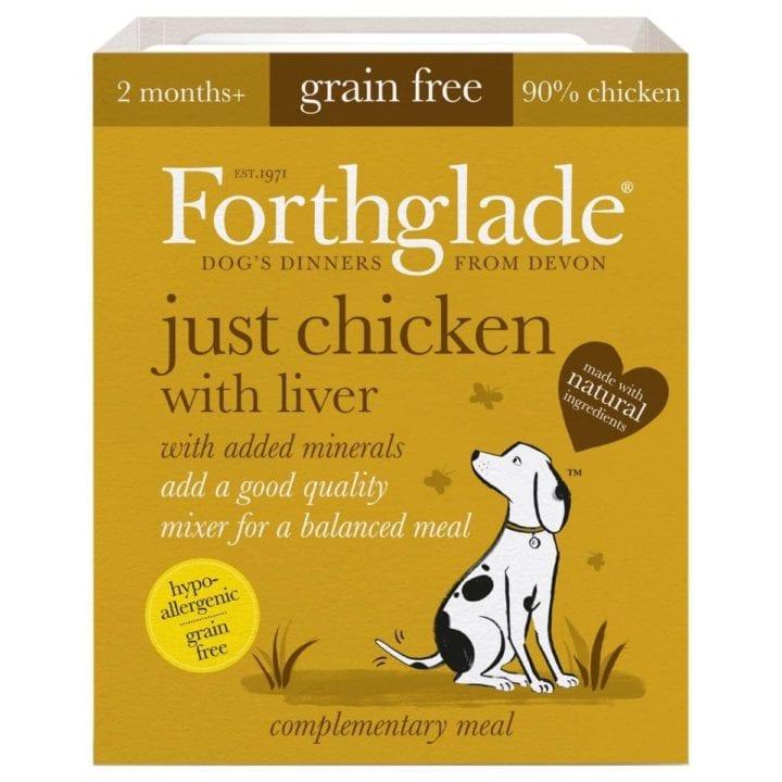 Forthglade Just 90% Dog Food