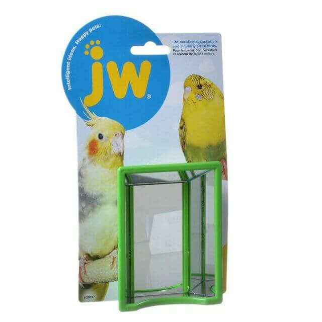 JW Bird Toy - Hall of Mirrors