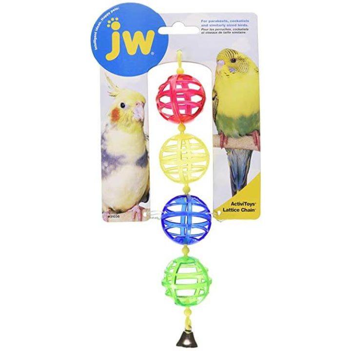 JW Bird Toy - Lattice Chain