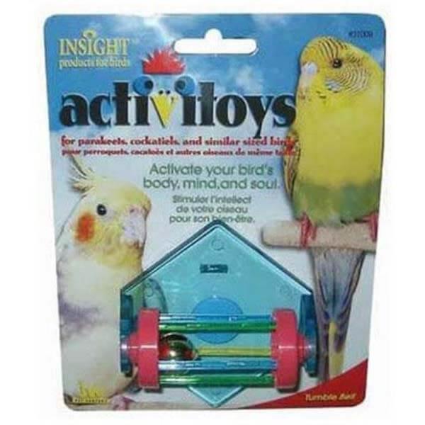 JW Bird Toy - Tumble Bell