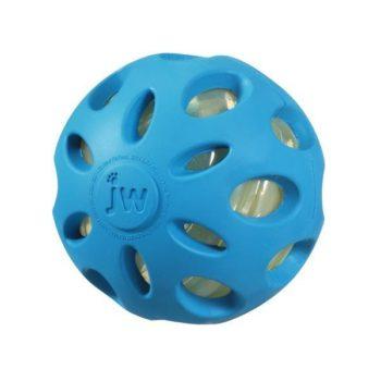 JW Crackle Heads Crunchy Ball - 2 Sizes